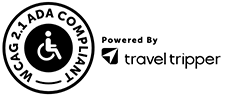 WCAG 2.1 ADA Compliant Powered by Travel Tripper